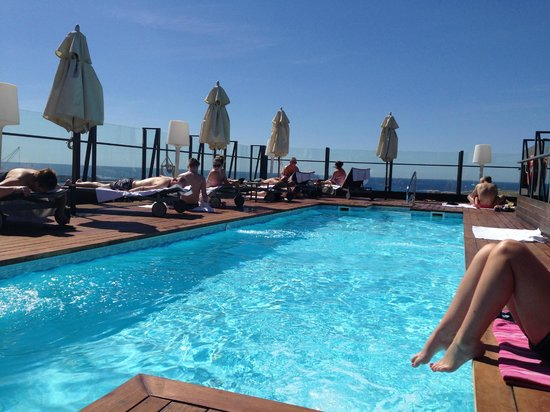 Ac Hotel Alicante Pool 1