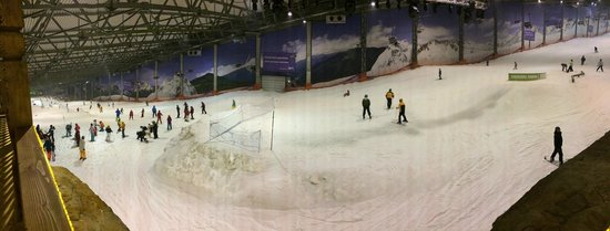 Snow Arena - December'13