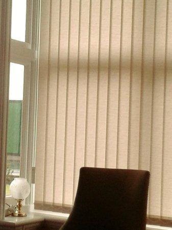 Castle Lodge Hotel: Office Blinds
