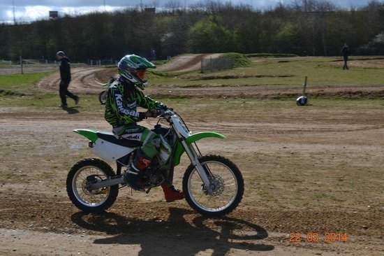 Mx Try Out : fun at mx tryout