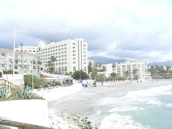 Hotel Riu Monica From the beach