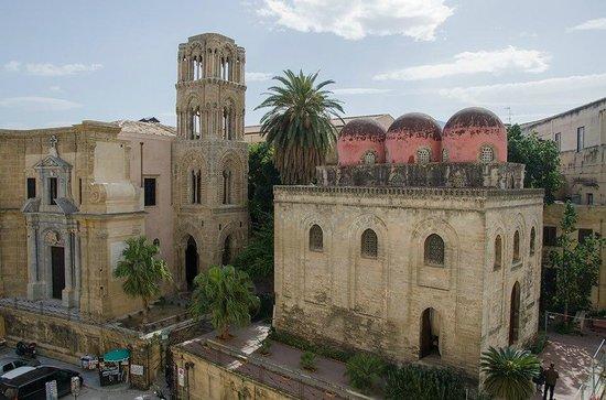 Church of San Cataldo: w