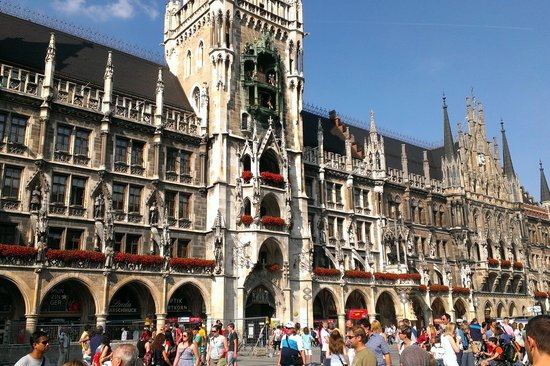Neues Rathaus: Rathaus München