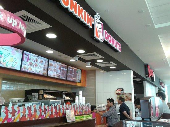Dunkin' Donuts : DD de Turnpike