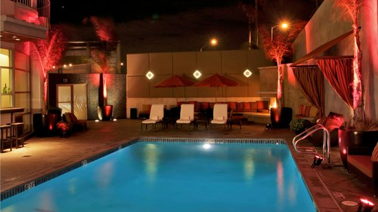 Hotel Angeleno Pool