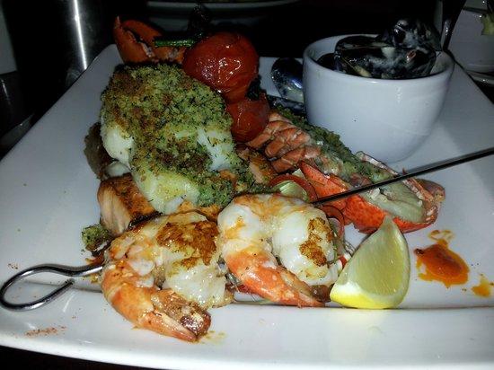 Foothills: sea food