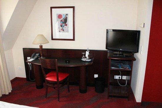 Sorat Hotel Cottbus: Hotel Sorat - Fourth Floor Room