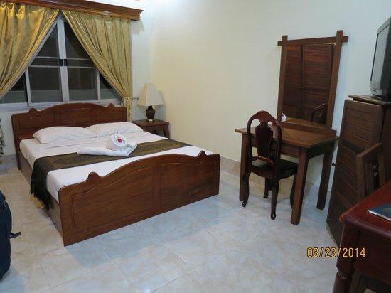 Aroon Residence Vientiane: Room B204