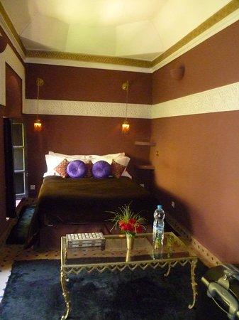 Dar Jaguar: onze slaapkamer