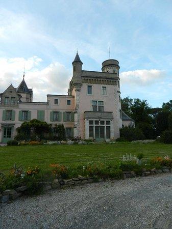 Chateau de Villeneuve: Vue générale