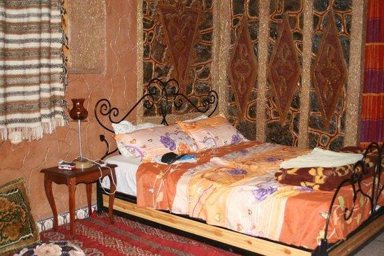 Riad La Fibule Berbere : chambre1