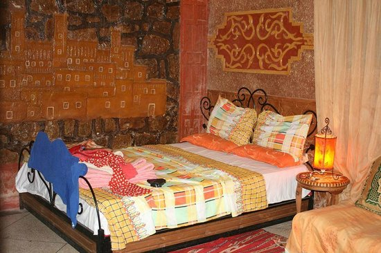 Riad La Fibule Berbere : chambre2