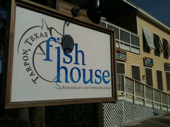 Tarpon Inn : Fish House Restaurant