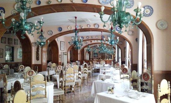 Hotel Duran : comedor