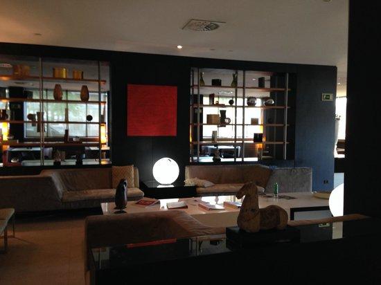 AC Hotel Alicante : Reception3