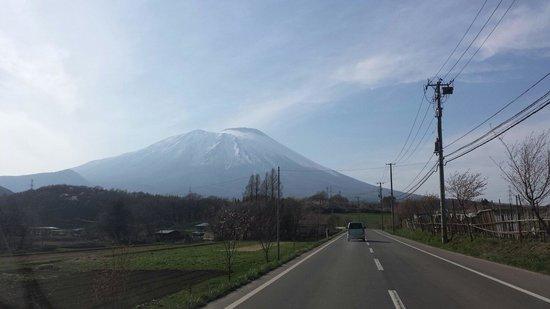 Mt. Iwate : 岩手山