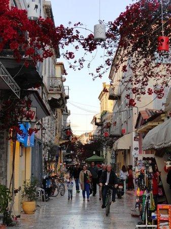 Nauplion Promenade: Streets of Nafplio