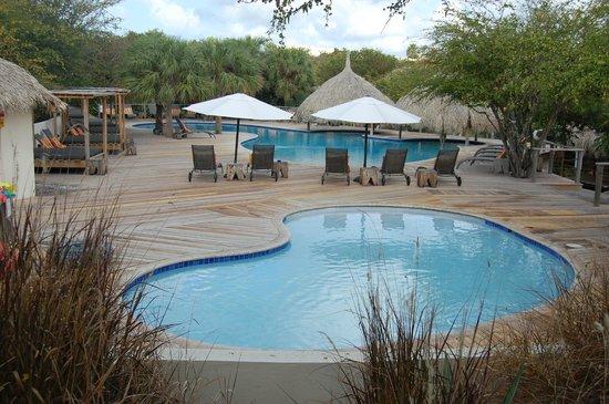 Morena Resort: Het zwembad