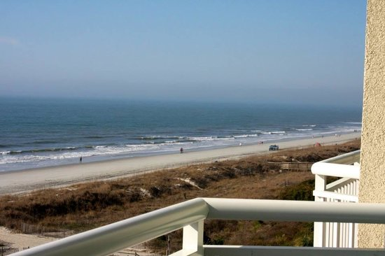 Dunes Village Resort : My view from the room