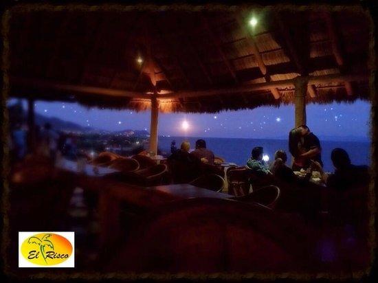 El Risco Restaurant & Bar: Tardes románticas