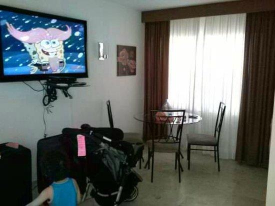 Hotel Seacrest: room