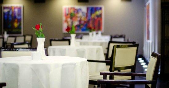 Hotel Krasnapolsky : Rumors Lounge Cafe