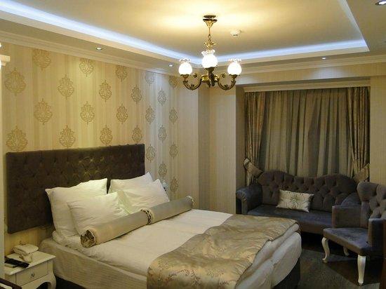 World Heritage Hotel Istanbul: pokój 502