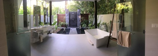 Niyama Private Islands Maldives : Room 5 Bathroom