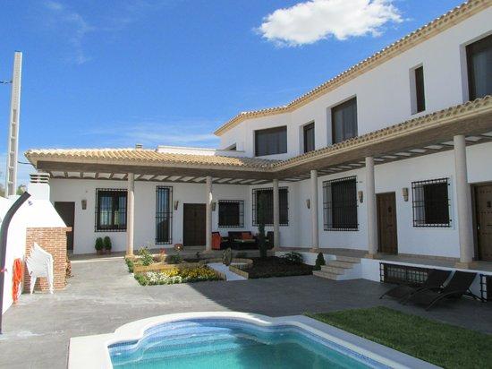 Insula Barataria: Casa from the Pool