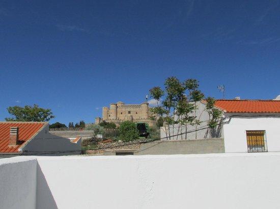 Insula Barataria: balcony view of the Castle