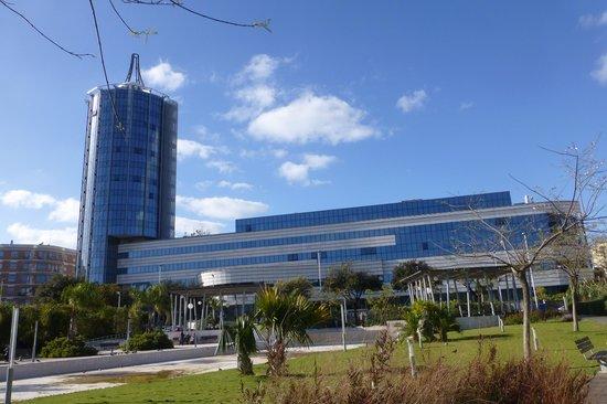 T hotel in Cagliari