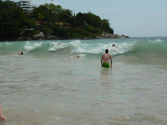 Kata Beach : Baignade à KATA