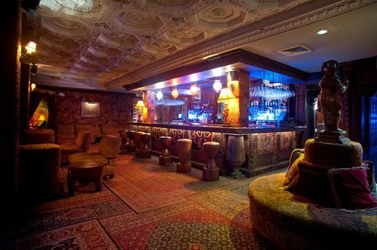 Lounge & bar - Picture of Foundation Room, New Orleans - TripAdvisor