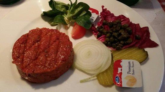Rolli's Steakhouse Oerlikon: Tatar