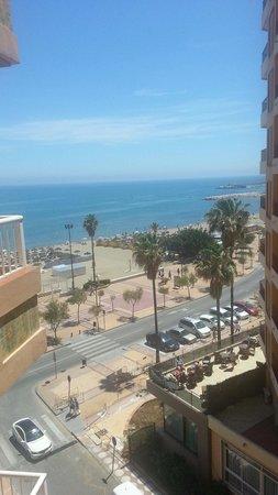Apartamentos La Jabega: View from room 610