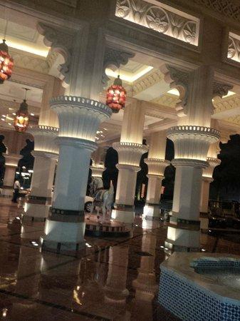 Jumeirah Al Qasr at Madinat Jumeirah : lobby
