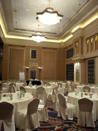 Jumeirah Al Qasr at Madinat Jumeirah : meeting room