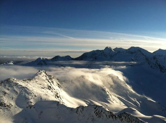 THERESA Wellness Geniesser Hotel: Austrian ski resort