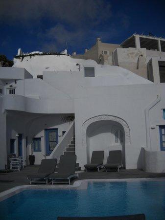 Remezzo Villas: Architecture