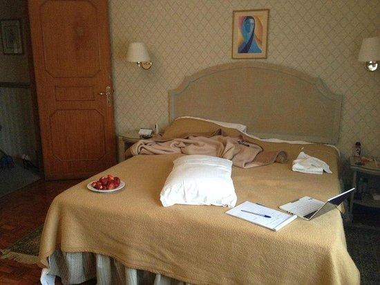 Aurelia Residence San Pietro: Спальня