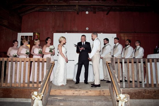 Jacks Barn: Ceremony