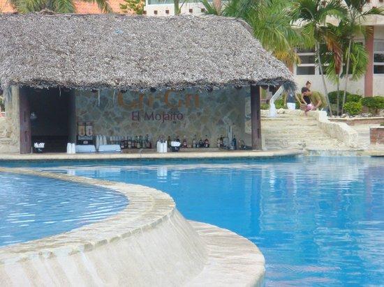 IFA Villas Bavaro Resort & Spa: Bar a linterieur de la piscine