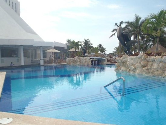 Sunset Marina Resort & Yacht Club: Sunset Marina pool