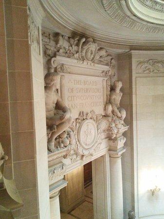 San Francisco City Hall : Detalhes enriquecedores!
