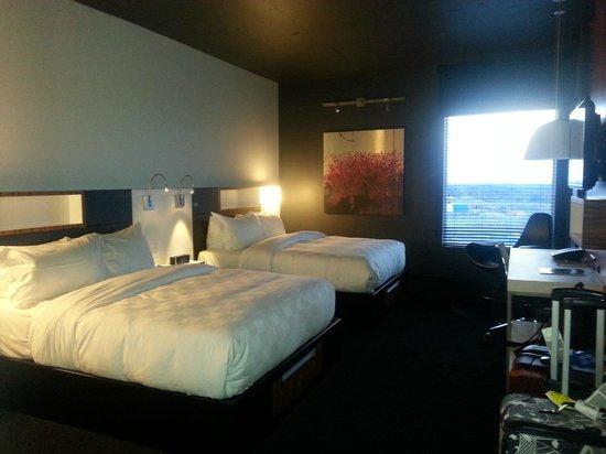 ALT Hotel Halifax Airport : Bedroom