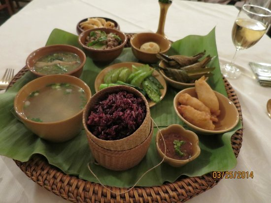Kualao Restaurant: Small set meal