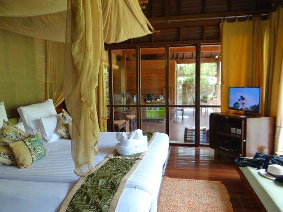 Zeavola Resort : Desde la habitacion