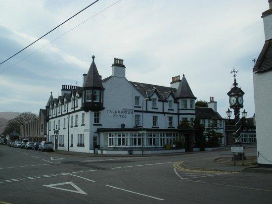 Caledonian Hotel: Precioso edificio