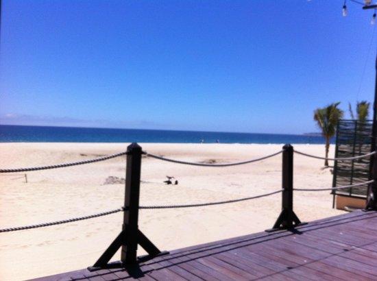 Royal Solaris Los Cabos: Kiosko con vista a la playa