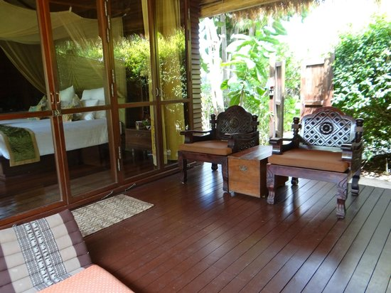 Zeavola Resort : Estar en la Habitacion